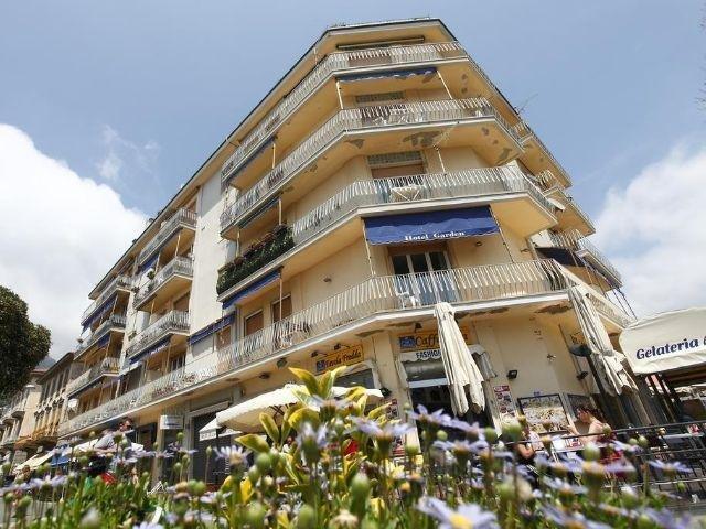 Levanto - Hotel Garden - hotel aanzicht