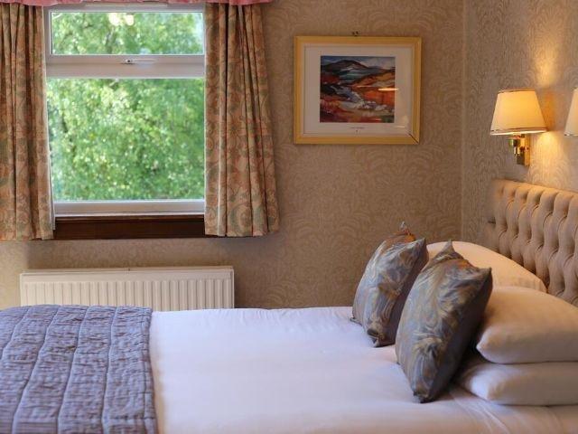 Groot-Brittannië - Schotland - Pitlochry - Dundarach Hotel