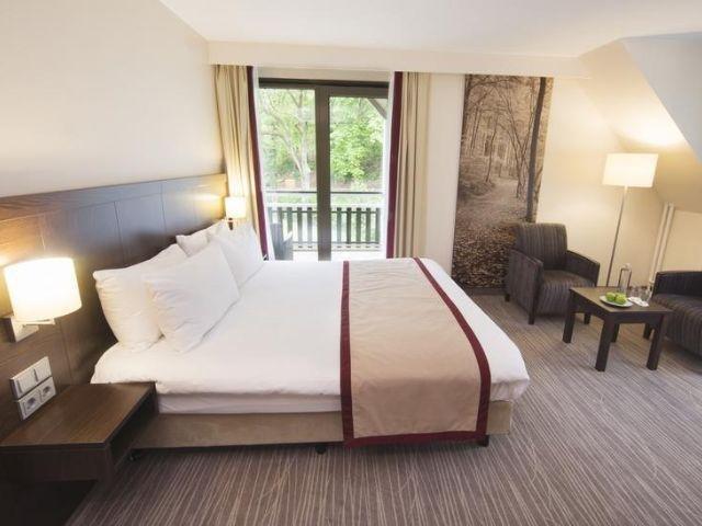 Venlo - Bilderberg Hotel de Bovenste Molen - voorbeeld kamer