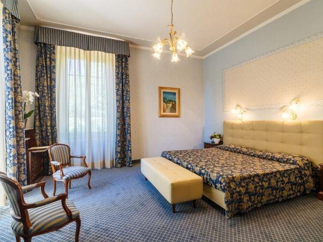 Pescia - Hotel Villa Delle Rose - voorbeeldkamer