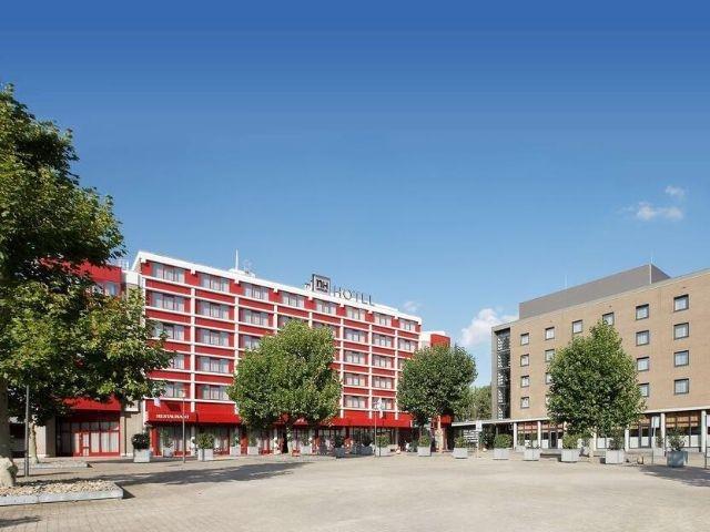 Maastricht - NH Maastricht - hotel aanzicht