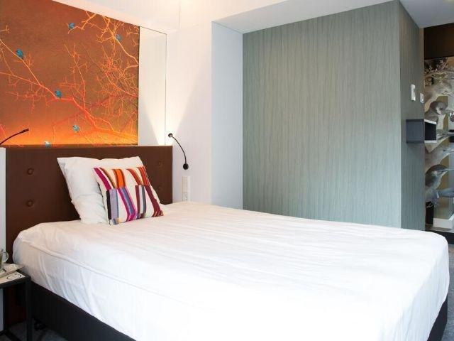 Den Bosch - Golden Tulip Hotel Central - voorbeeld kamer