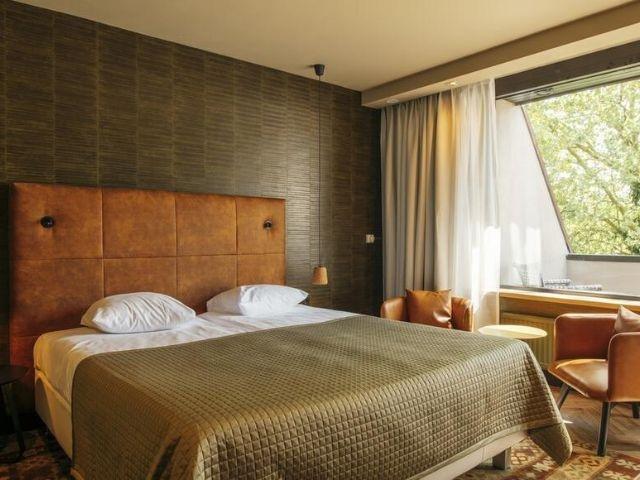 Apeldoorn - Van der Valk Hotel Apeldoorn - De Cantharel - voorbeeld kamer