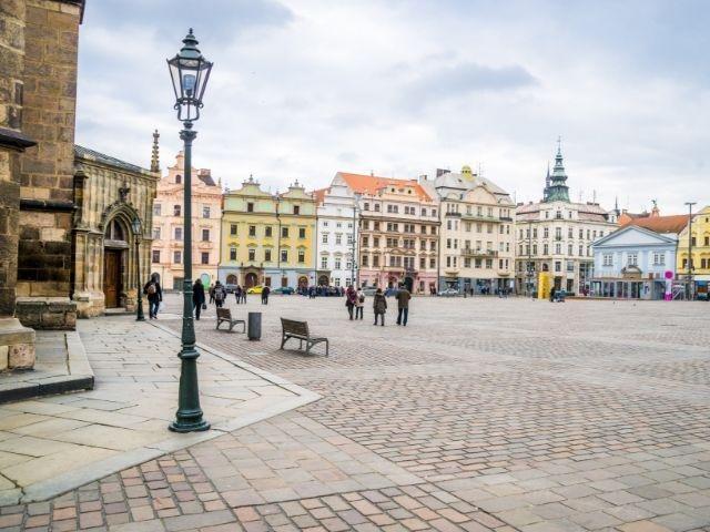 Tsjechië - Bohemen - Pilsen