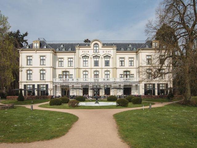 Doetinchem - Hotel Villa Ruimzicht - hotel aanzicht