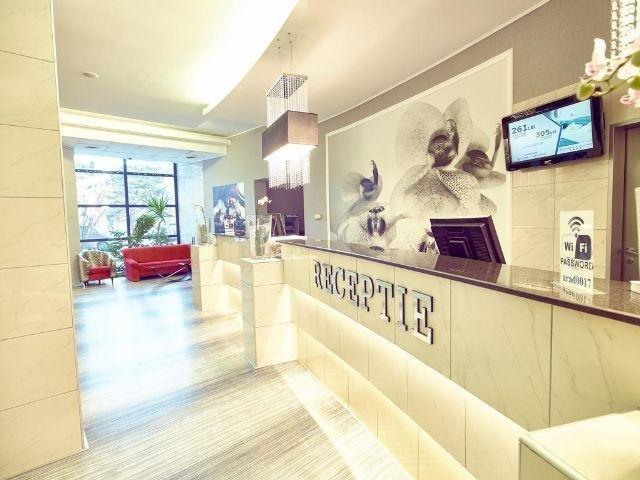 Arad - Hotel Continental Forum - lobby
