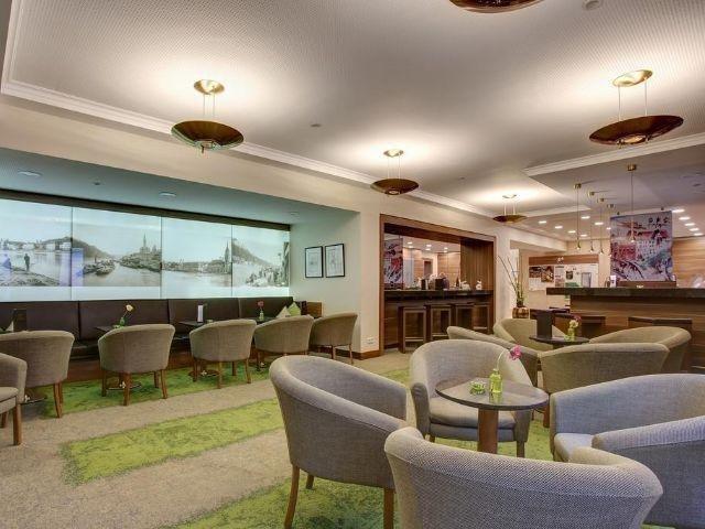 Passau - Hotel Weisser Hase - restaurant