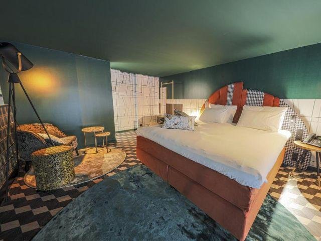 Arnhem - Best Western Hotel Haarhuis - voorbeeld kamer