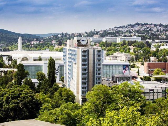 Brno - Hotel Orea Congress **** - hotel aanzicht