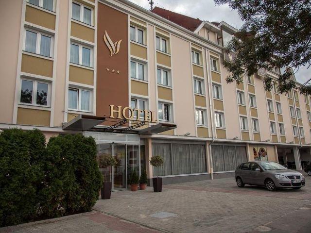 Budapest - Vitta Hotel Superior - entree