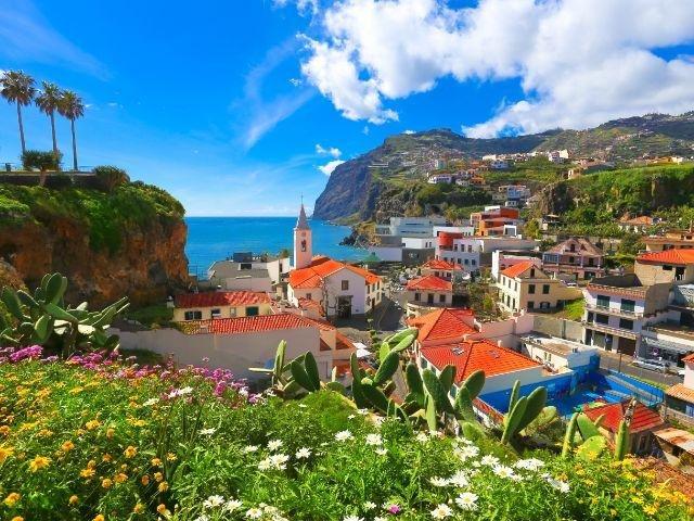 Portugal - Madeira - Camara de Lobos
