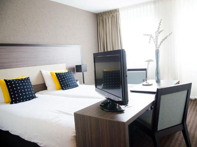 Weert - Fletcher Hotel Weert - voorbeeld kamer
