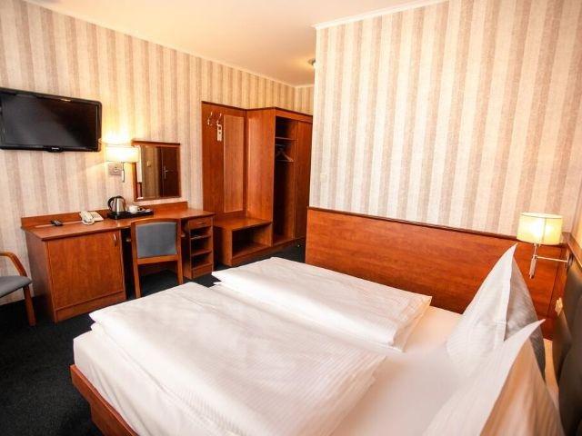 Wrocław - Hotel Bacero *** - voorbeeld kamer