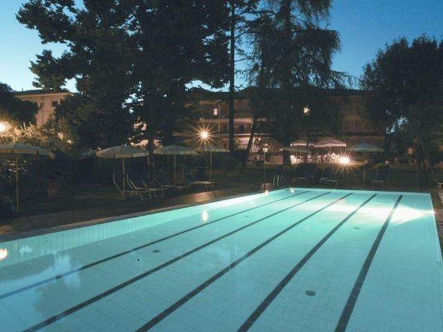 Pescia - Hotel Villa Delle Rose - zwembad