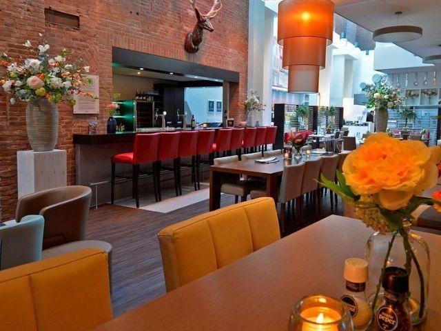 Gouda - Best Western Hotel Gouda - restaurant