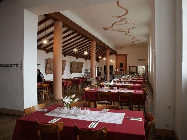 Kall - Gästehaus Kloster Steinfeld - restaurant