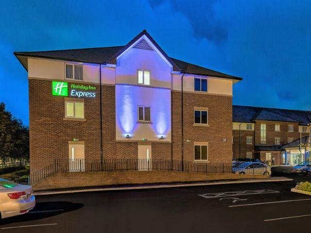 Groot-Brittannië - Crawley - Holiday Inn Express Gatwick Crawly