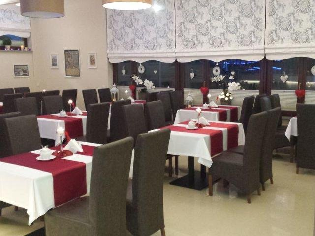 Szczecin - Dworek Ploni *** - restaurant