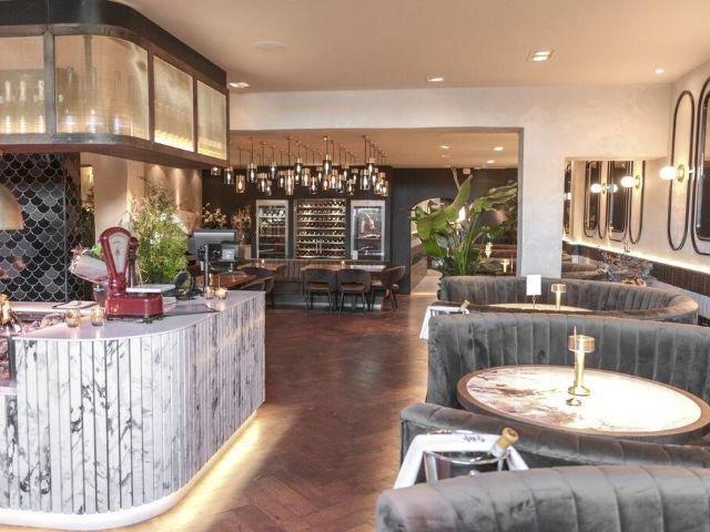 Willemstad - Hotel Wapen van Willemstad - restaurant