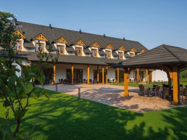 Elblag - Hotel Nowa Holandia *** - terras