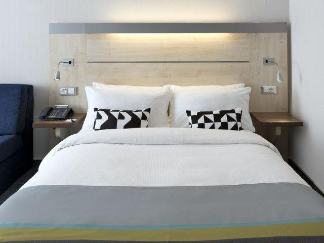 Singen - Hotel Holiday Inn Singen - voorbeeld kamer