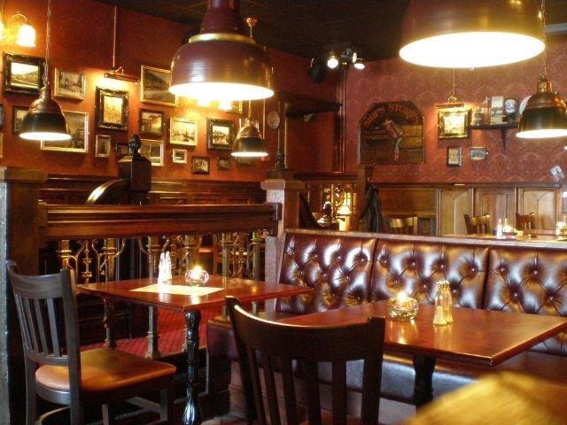 Harlingen - Hotel Anna Casparii - bar