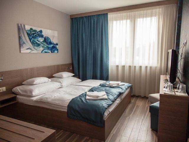 Budapest - Vitta Hotel Superior - voorbeeldkamer