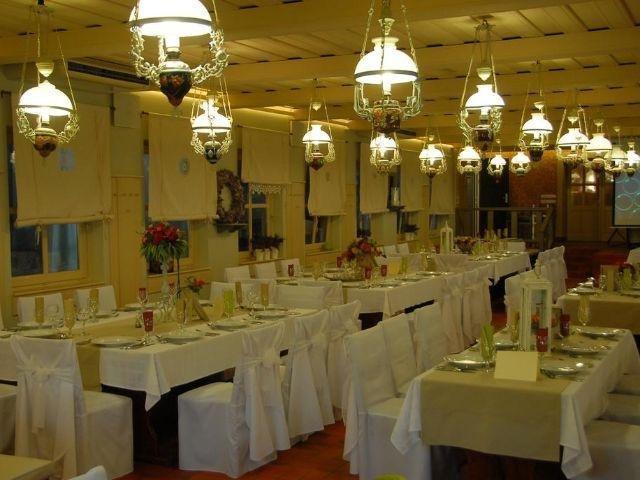 Kerekegyháza - Varga Tanya Hotel - restaurant