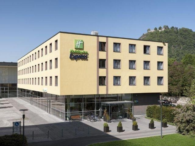 Singen - Hotel Holiday Inn Singen - hotel aanzicht