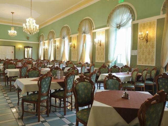 Eger - Hotel Eger & Park - restaurant