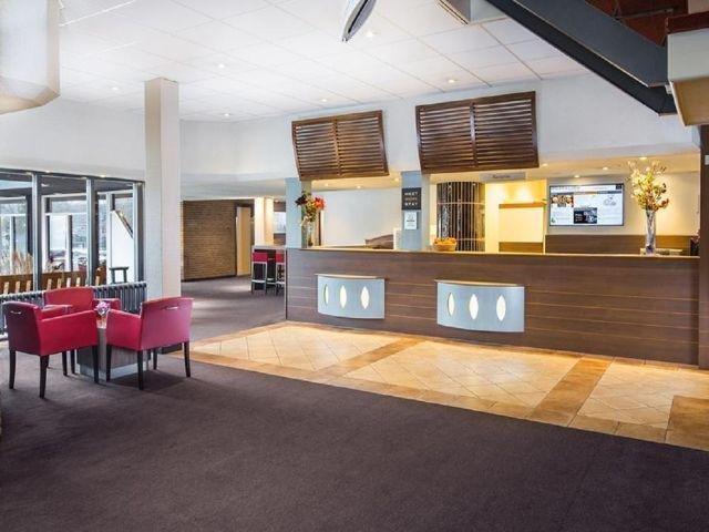 Arnhem - Postillion Hotel Arnhem - receptie