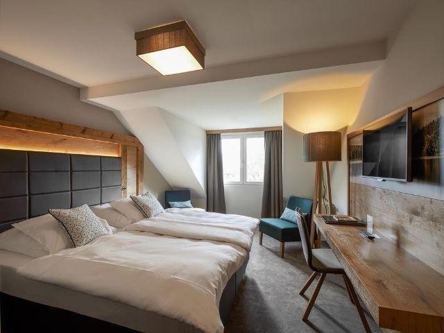 Bütgenbach - Hotel Bütgenbacher Hof - voorbeeld kamer