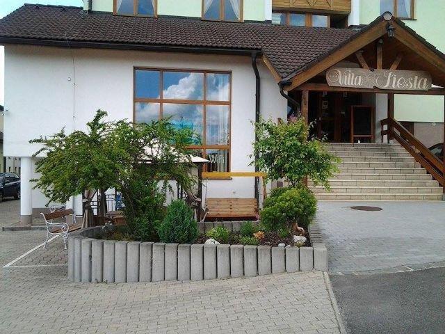 Vysoke Tatry - Hotel Villa Siesta *** - hotel aanzicht