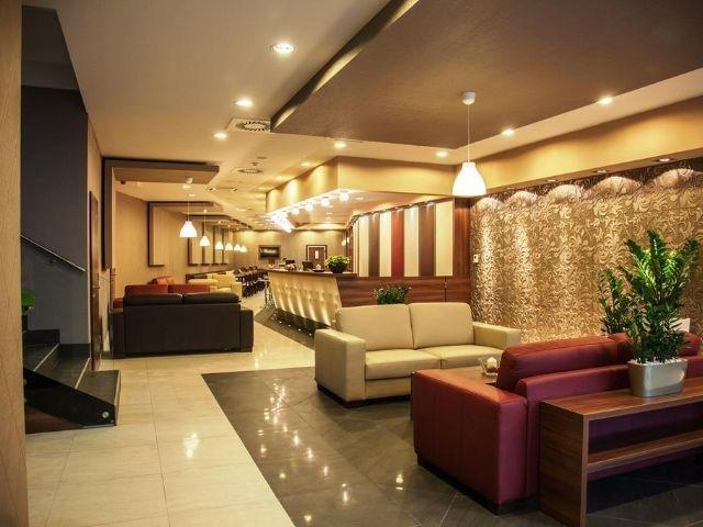 Budapest - Vitta Hotel Superior - lounge