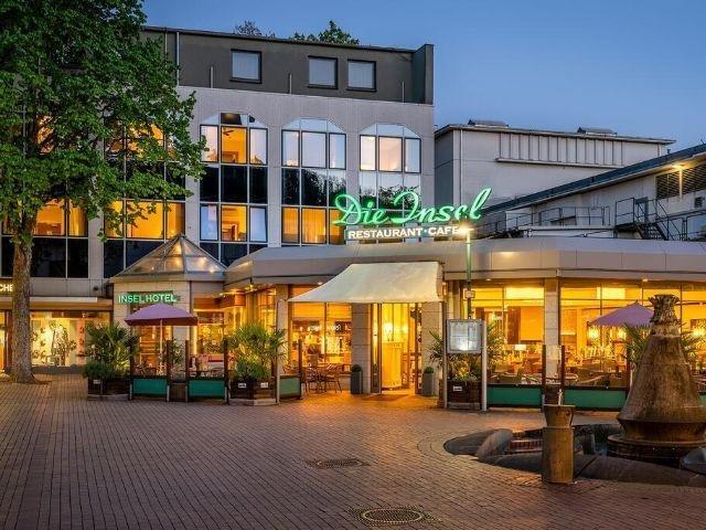 Bonn - Insel Hotel - hotel aanzicht
