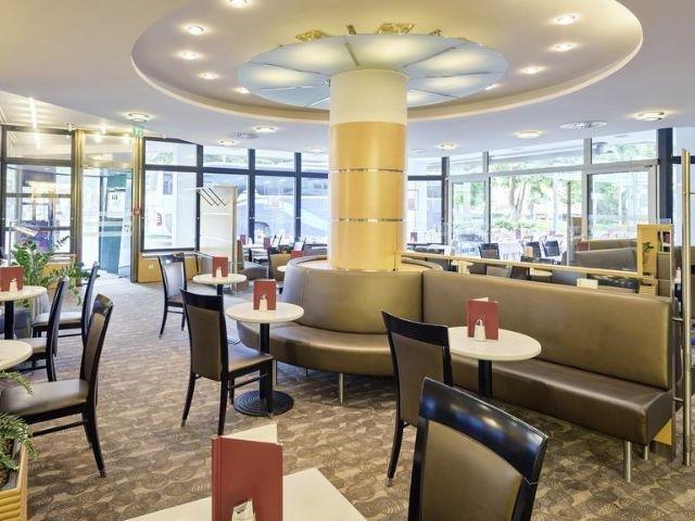 Linz - Hotel Schillerpark - restaurant