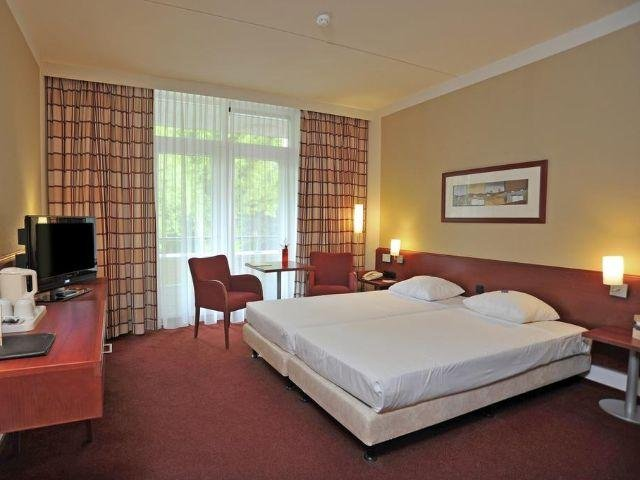 Berg en Dal - Fletcher Parkhotel Val Monte - voorbeeld kamer