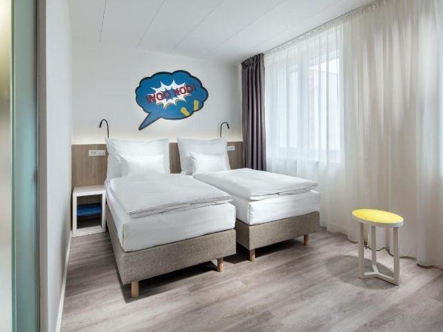 Tsjechië_Comfort Hotel Prague City East_voorbeeld kamer