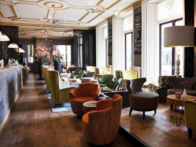Doetinchem - Hotel Villa Ruimzicht - bar