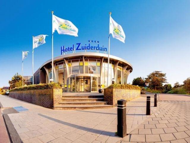 Egmond aan Zee - Hotel Zuiderduin - hotel aanzicht