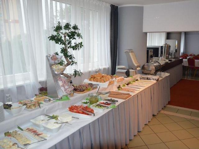 Poznan - Hotel Gromada *** - restaurant