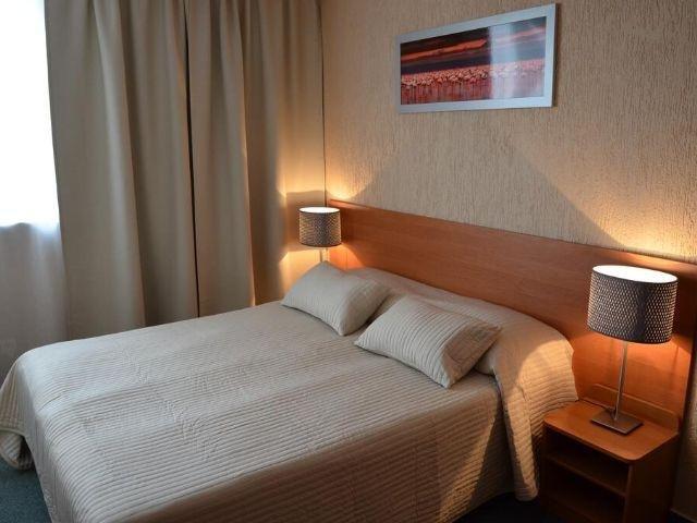 Poznan - Hotel Gromada *** - voorbeeld kamer