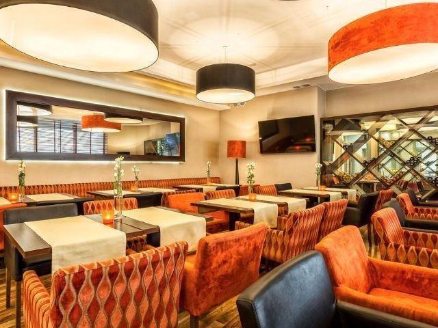 Slubice - Hotel Kaliski - restaurant