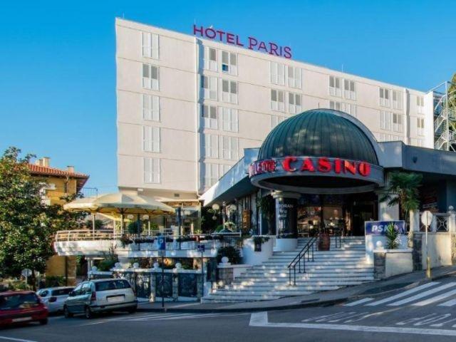 Kroatië - Opatija - Hotel Paris