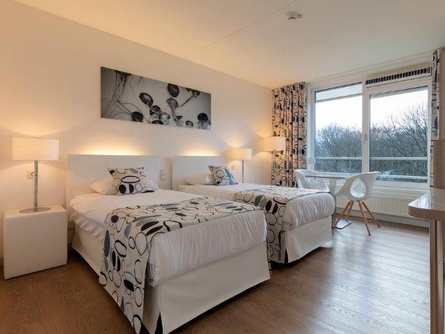 Utrecht - Hotel Mitland - voorbeeld kamer