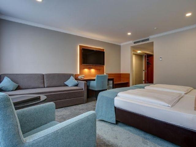 Passau - Hotel Weisser Hase - voorbeeld kamer