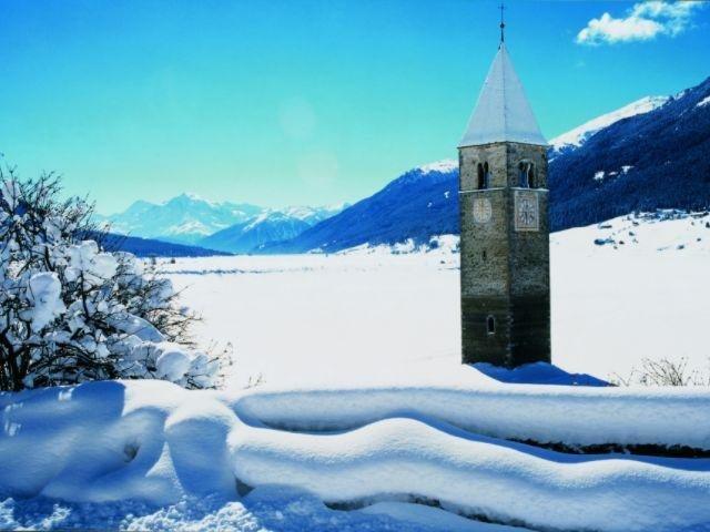 Oostenrijk - omgeving Nauders