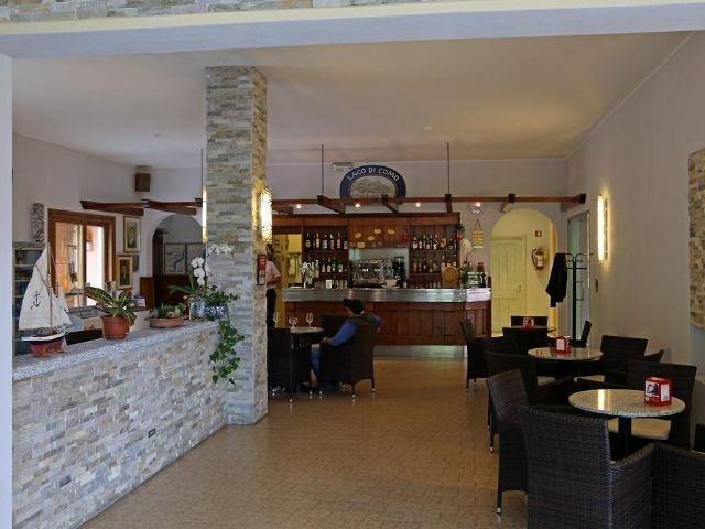 Plesio - Hotel Albergo Breglia - bar