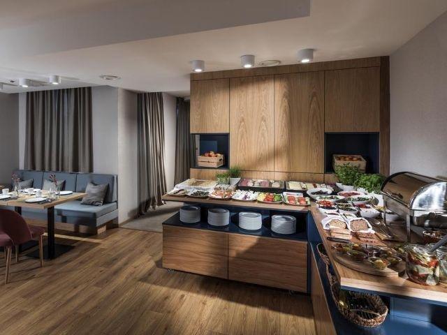 Gdynia - Hotel Antares *** - restaurant