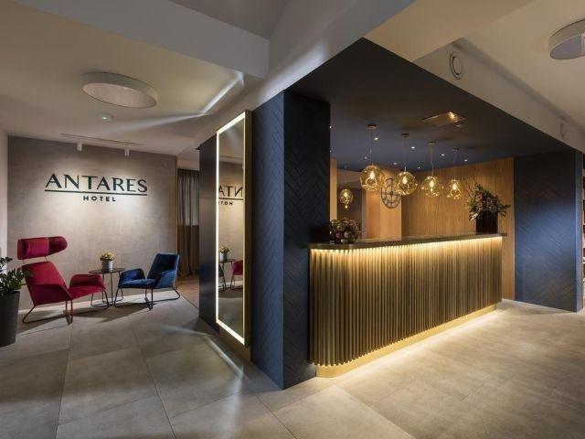 Gdynia - Hotel Antares *** - receptie